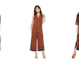 Model Baju Batik Terbaru