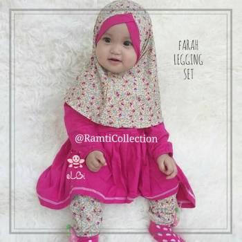 32 Model Baju Muslim Anak Terhits 2020 Muda Co Id