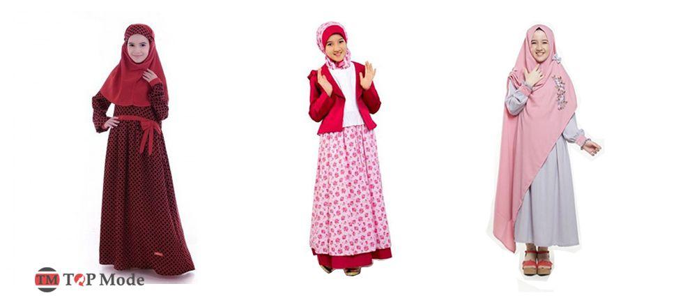 Model Baju Muslim Anak Terbaru