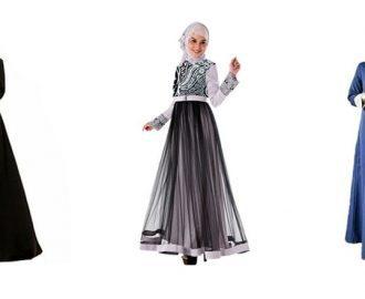 Model Baju Pesta Muslim Terbaru