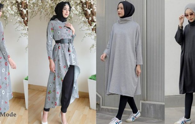 34 Model Baju Tunik Modern