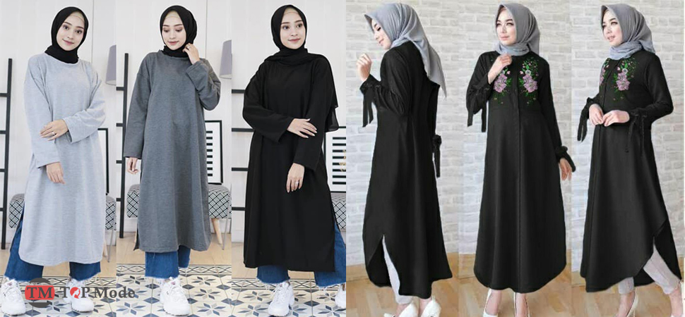 34 Model Baju Tunik Modern Terbaru 2020 Top Mode