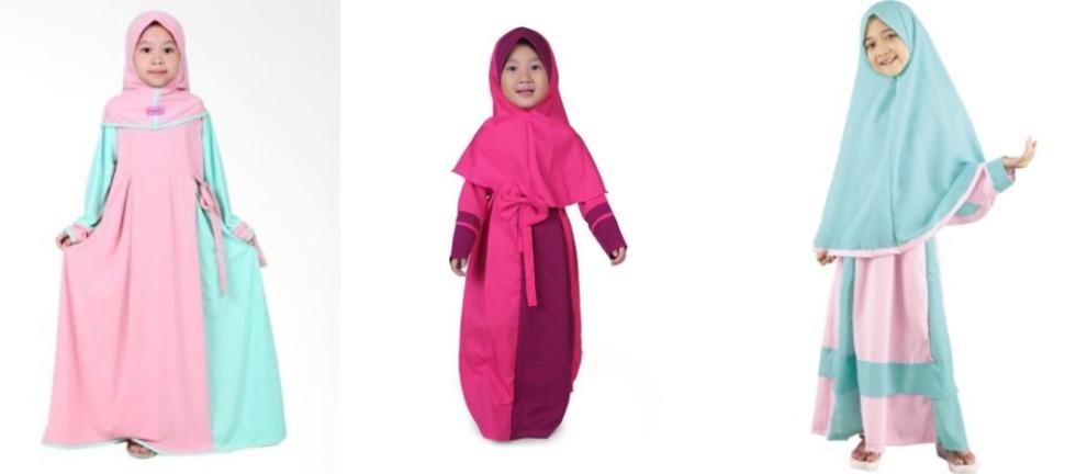 Harga Busana Muslim Anak