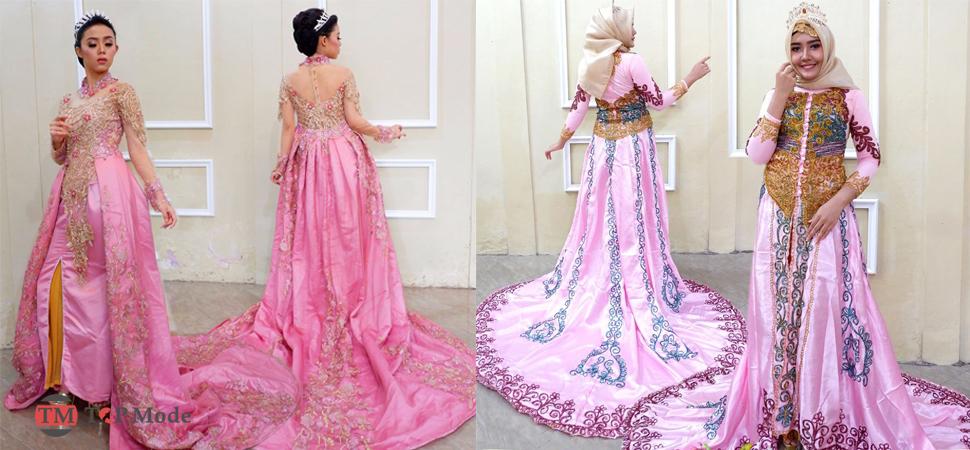37+ Model Baju Kebaya Pengantin Cantik