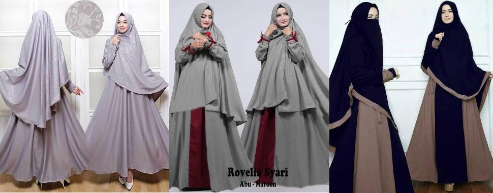 Tips Belanja Baju Muslim Syar'i