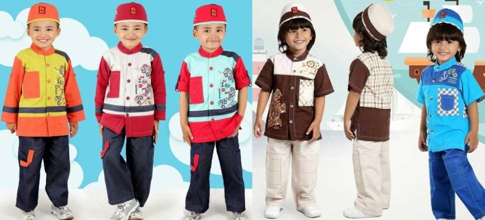 Tips Membeli Baju Koko Anak
