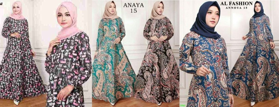 Tips Membeli Baju Muslim Secara Online