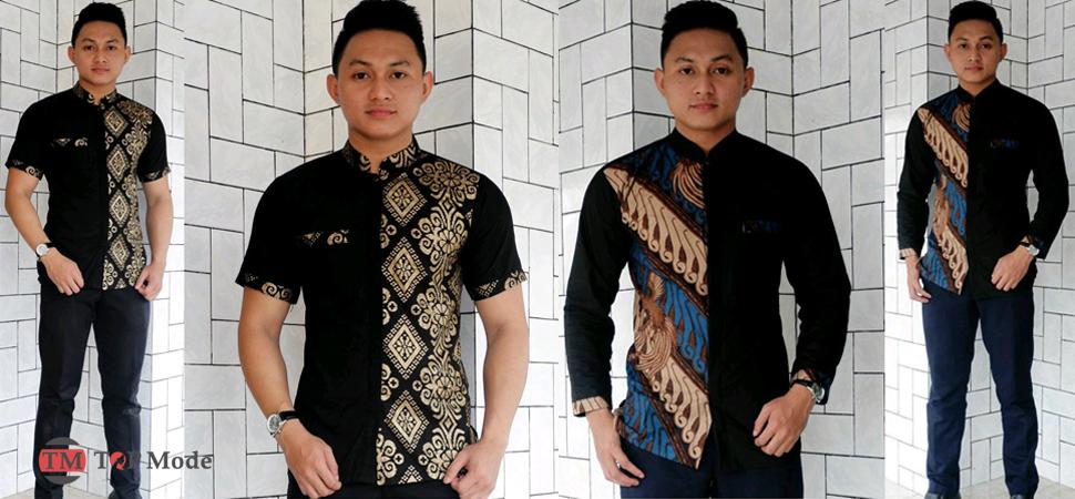 30 Model Baju Batik Pria Kekinian