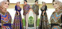 25+ Model Baju Batik Sarimbit Terbaru