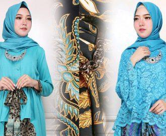 27+ Model Baju Kebaya Muslim Modern