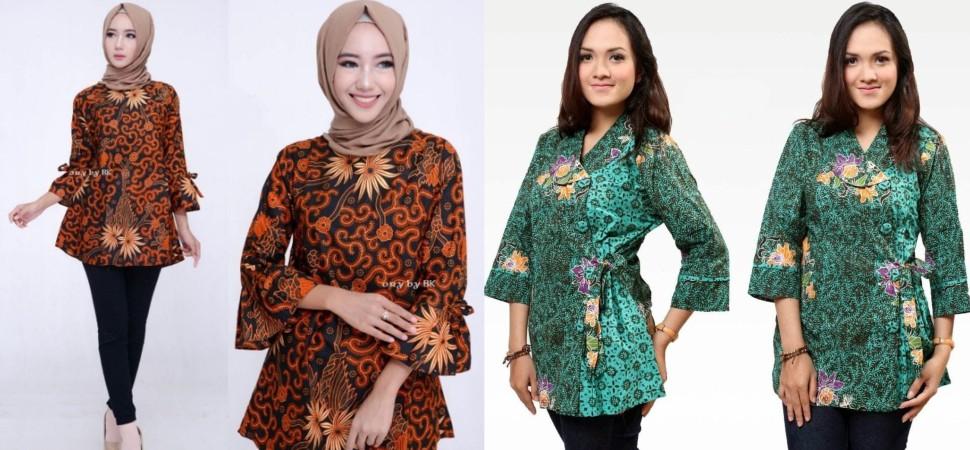 Tips Memilih Batik Kerja Stylish