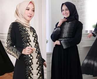 26 Model Abaya Arab Terbaru