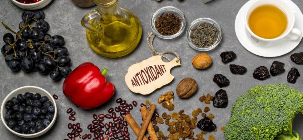 Meningkatkan Jumlah Antioksidan Pada Tubuh