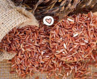 10 Manfaat Beras Merah untuk Kecantikan & Kesehatan