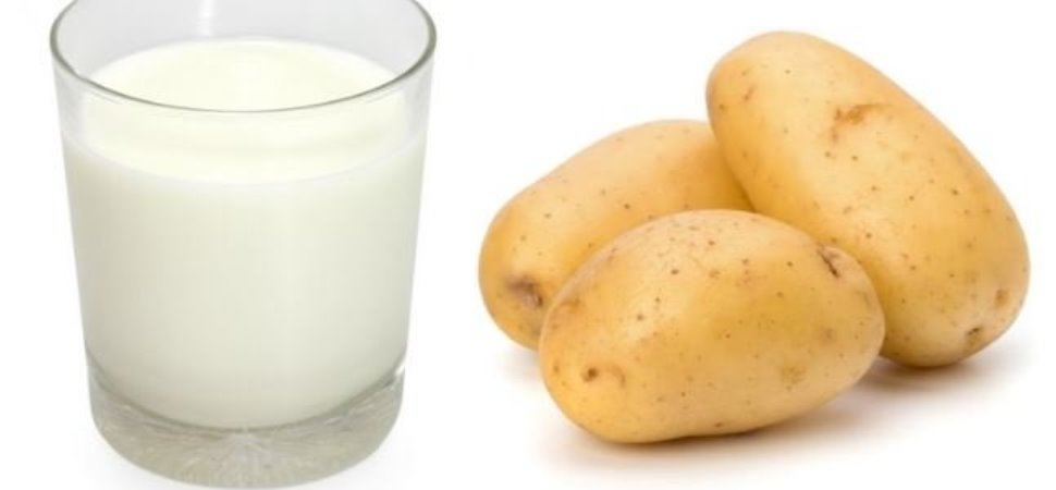 Kentang dan Susu