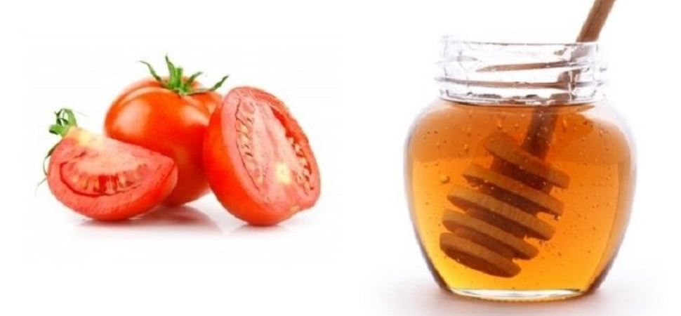 Masker Tomat dan Madu