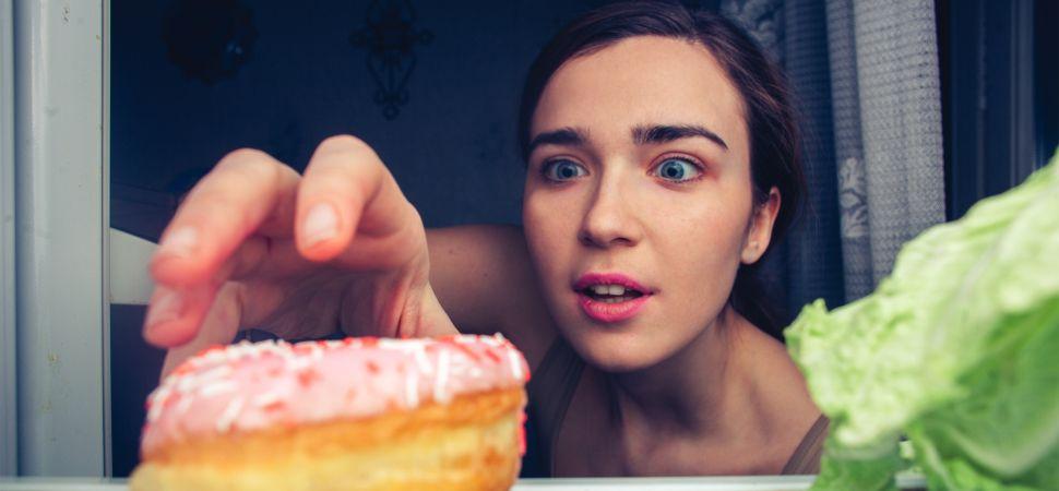 Menekan Nafsu Makan